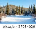 ゆき スノー 雪の写真 27034029