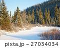 ゆき スノー 雪の写真 27034034