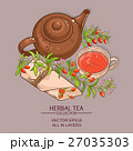goji tea vector illustration 27035303