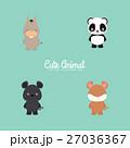 動物 イラスト イラストレーションのイラスト 27036367