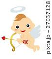 天使 子供 ベクターのイラスト 27037128