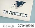 Target Strategy Imagination Inspiration Concept 27040540