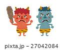 赤鬼と青鬼1 - 怒り顔 27042084