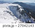長野県_美ヶ原冬景色 27042143
