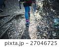 山登り 女性 27046725