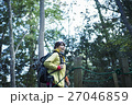 山登り 女性 27046859