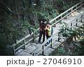 カップル 山登り 27046910