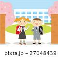 入学式 27048439