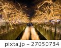 中目黒ジュエルドーム2016 目黒川 イルミネーションの写真 27050734