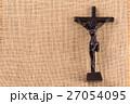 Crucifix of Jesus on the cross 27054095