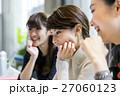 ミーティングをするビジネスウーマン ポートレート 27060123