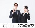 ビジネスマン ビジネスウーマン 同期の写真 27062072