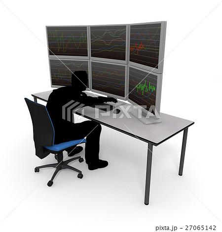 個人投資家 / 資産運用 27065142