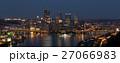Pittsburgh Skyline sunset twilight 27066983