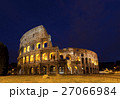 Colosseum Rome Italy at twilight 27066984