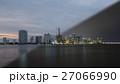 Miami skyline sunset twilight 27066990