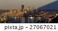 Pittsburgh Skyline sunset twilight 27067021