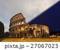 Colosseum Rome sunset and twilight 27067023