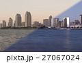 San Diego Skyline sunset to twilight 27067024