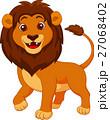動物 ライオン ねこのイラスト 27068402