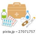 救急箱 薬 27071757