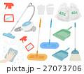 掃除のイラストセット 27073706