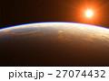 スペース 空間 宇宙のイラスト 27074432