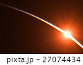 宇宙 ライト 光のイラスト 27074434