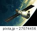 宇宙 惑星 衛星のイラスト 27074456
