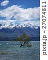 湖 風景 山の写真 27074811
