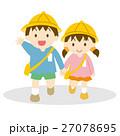 幼稚園児 27078695