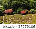 5月 サツキ咲く東福寺方丈の八相の庭 27079186