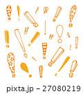 手描きビックリマークセット 27080219