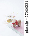 戌 犬 水引の写真 27080221