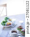朝の食卓 27081122