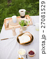 ピクニックテーブル 27081529