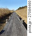 谷津干潟公園の観察用木道 27084460