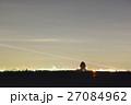海ほたるから望む東京湾の夜景E 27084962