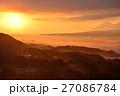加久藤盆地の雲海 27086784