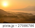 加久藤盆地の雲海 27086786