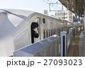 新横浜駅 新幹線の発車風景 27093023
