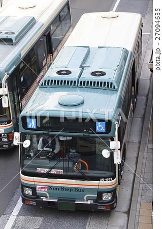西武バス(新型エルガ)の写真素材 [27094635] - PIXTA