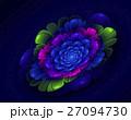 フラクタル アブストラクト 抽象化のイラスト 27094730