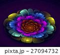 フラクタル アブストラクト 抽象化のイラスト 27094732