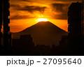 【東京】東久留米 富士見テラスのダイヤモンド富士 27095640