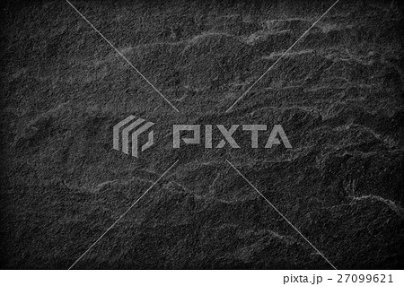 Dark grey black slate background or texture. 27099621