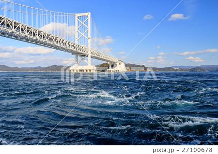 徳島県鳴門海峡 27100678