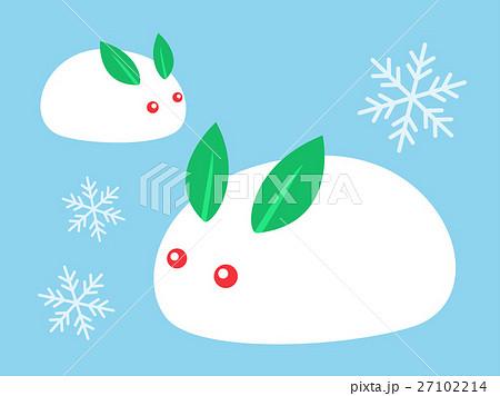 雪うさぎ 27102214