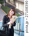 OL 新人 ビジネスの写真 27108390