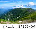 長野 北アルプス 白馬大池 27109406